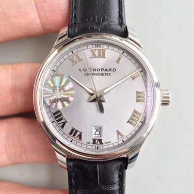 【FK厂一比一超A高仿手表】萧邦L.U.C系列168544-3002腕表