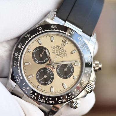 【独家视频评测台湾一比一超A高仿手表】劳力士宇宙计型迪通拿系列M116519ln-0024腕表价格报价