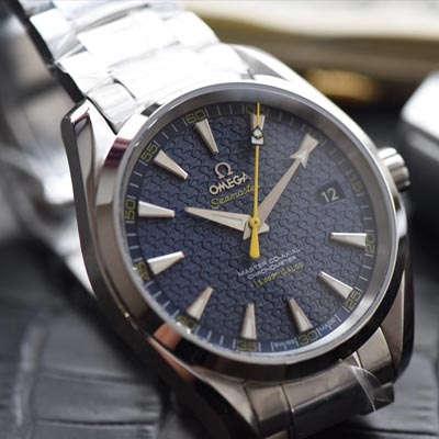 【KW一比一超A高仿手表】欧米茄海马系列 007詹姆斯邦德限量版 231.10.42.21.03.004机械腕表价格报价
