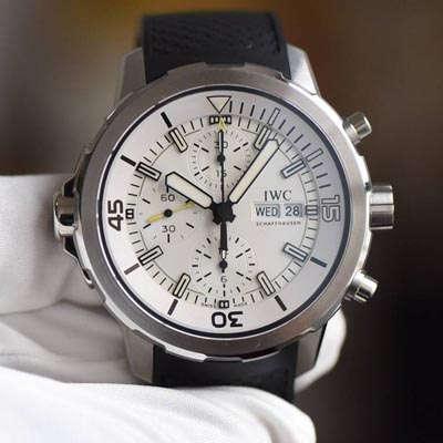 【HBBV6一比一超A高仿手表】万国海洋时计系列 IW376802 腕表 《胶带/钢带均可选》价格报价