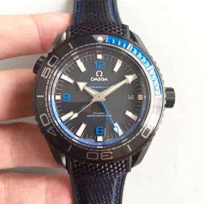 【JH厂1:1顶级复刻手表】欧米茄海马系列215.92.46.22.01.002男表