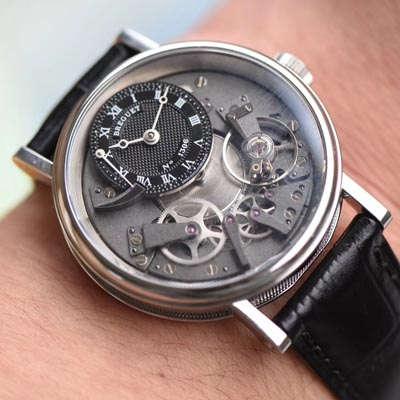 【独家视频评测SF厂一比一超A高仿手表】宝玑传世系列7057BB/G9/9W6腕表