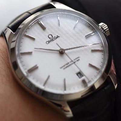 【KW厂一比一超A精仿手表】欧米茄蝶飞名典系列432.53.40.21.02.004腕表