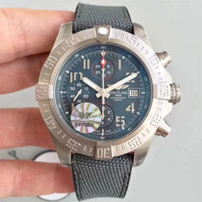 【GF厂一比一超A高仿手表】百年灵复仇者系列E1338310|M534|253S|E20DSA.2腕表