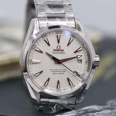【KW厂一比一复刻手表】欧米茄海马系列231.13.42.21.02.003腕表