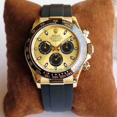【AR一比一超A高仿手表】劳力士ROLEX宇宙计型迪通拿系列116518LN腕表价格报价