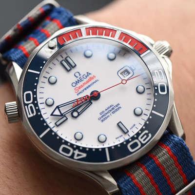 【UR一比一超A高仿手表】欧米茄海马系列2210.50.00、212.62.41.20.04.001英国皇家海军指挥官限量版腕表价格报价