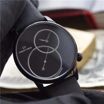 【KS厂一比一超A高仿手表】雅克德罗2017最新款幸运8字大秒针腕表
