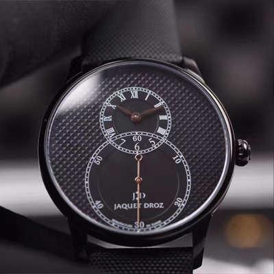 【KS厂一比一超A高仿手表】雅克德罗大秒针系列J003035540腕表