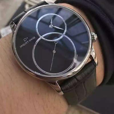 【实拍图鉴赏】KS1:1超A精仿手表之雅克德罗大秒针系列J006030270手表