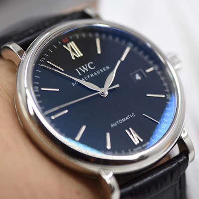 【独家视频测评MK厂1:1高仿复刻手表】万国 IWC柏涛菲诺系列IW356502 腕表价格报价