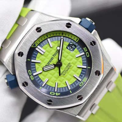 【JF厂1:1精仿手表】爱彼皇家橡树离岸型系列15710ST.OO.A038CA.01腕表价格报价