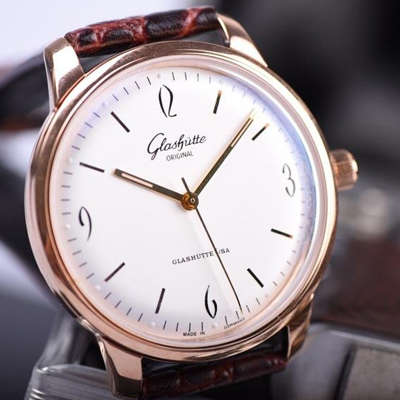 【YL厂顶级复刻手表】格拉苏蒂原创20世纪复古系列1-39-52-01-01-04腕表