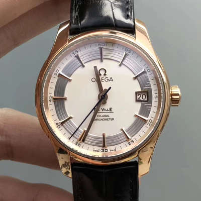 【HBBV6厂1:1高仿手表】欧米茄碟飞系列431.63.41.21.13.001腕表