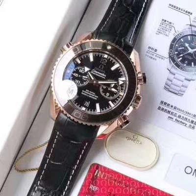 【OM超A1:1高仿手表】欧米茄海马海洋宇宙600米系列232.63.46.31.01.001腕表价格报价