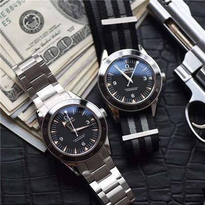 【VS一比一超A复刻高仿手表】欧米茄海马系列占士邦007特别版之幽灵党 233.32.41.21.01.001腕表价格报价