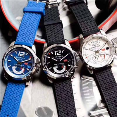 【台湾厂一比一超A高仿手表】萧邦经典赛车系列168457-3001腕表