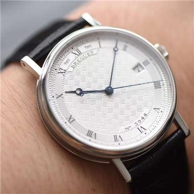 【FK厂一比一超A高仿手表】宝玑经典系列5177BB/12/9V6腕表