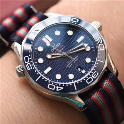 【VS一比一超A高仿手表】欧米茄海马系列210.32.42.20.03.001腕表价格报价