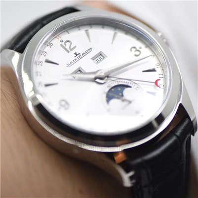 【OM一比一超A高仿手表】积家大师系列Q1558420多功能月相腕表价格报价