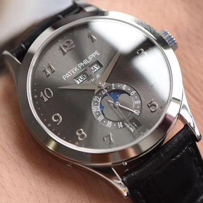 【台湾厂一比一精仿手表】百达翡丽复杂功能计时系列5396G-014腕表