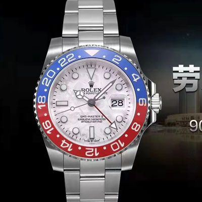 【DJ厂ROLEX复刻手表】劳力士陨石表盘格林尼治型II系列m126719blro-0002腕表价格报价