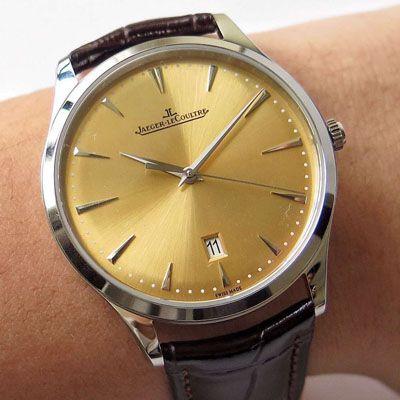 【ZF厂手表顶级复刻哪家好】积家大师系列1288430腕表