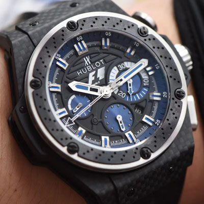 【 HBBV6厂宇舶复刻手表怎么样】Hublot F1 King Power Interlagos 703.QM.1129.HR.FIL11腕表