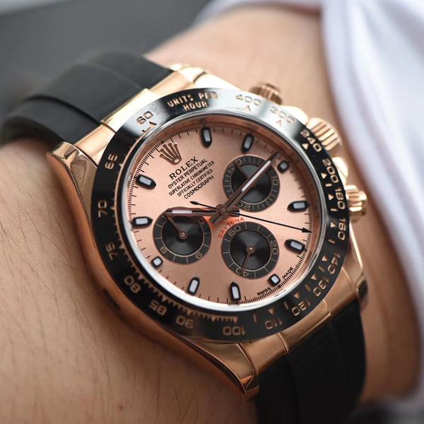 【N厂一比一超A高仿手表】劳力士宇宙计型迪通拿系列m116515ln-0013腕表《4130迪通拿》价格报价