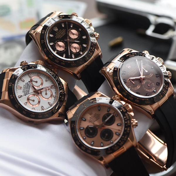 【N厂一比一超A高仿手表】劳力士宇宙计型迪通拿系列M116515ln-0015腕表价格报价