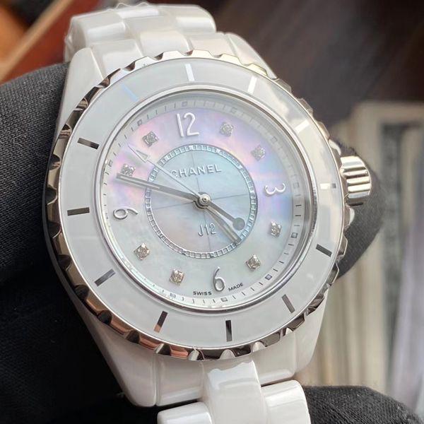 KOR厂最高版本香奈儿J12系列H2422超A高仿女士手表