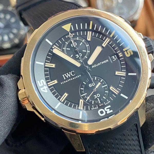 V6厂万国海洋计时1比1超A高仿手表IW379503青铜达尔文探险之旅特别版V2价格报价