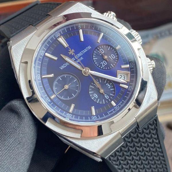 8F厂江诗丹顿纵横四海一比一顶级复刻手表5500V/110A-B148胶带款腕表价格报价