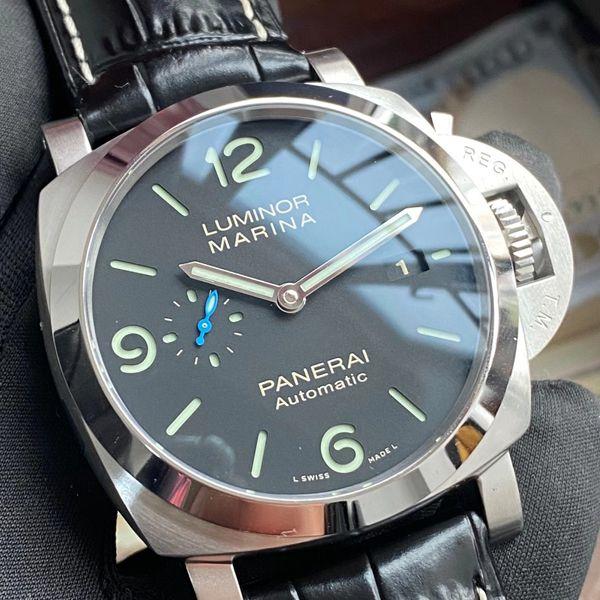 VS厂沛纳海一比一超A高仿手表PAM1312 LUMINOR系列PAM01312腕表价格报价