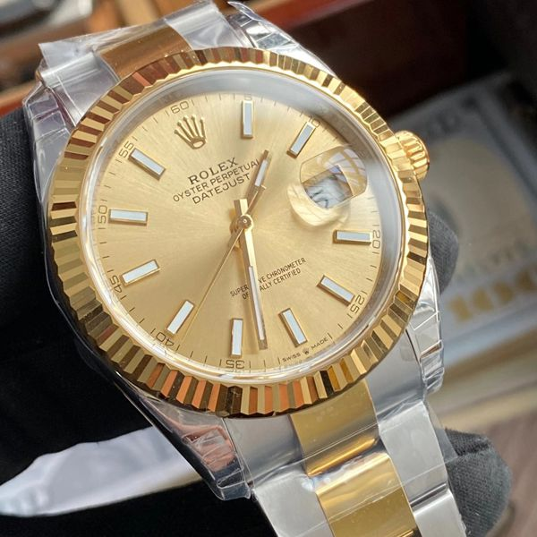 VS厂一比一顶级高仿劳力士日志型系列m126333-0009手表价格报价