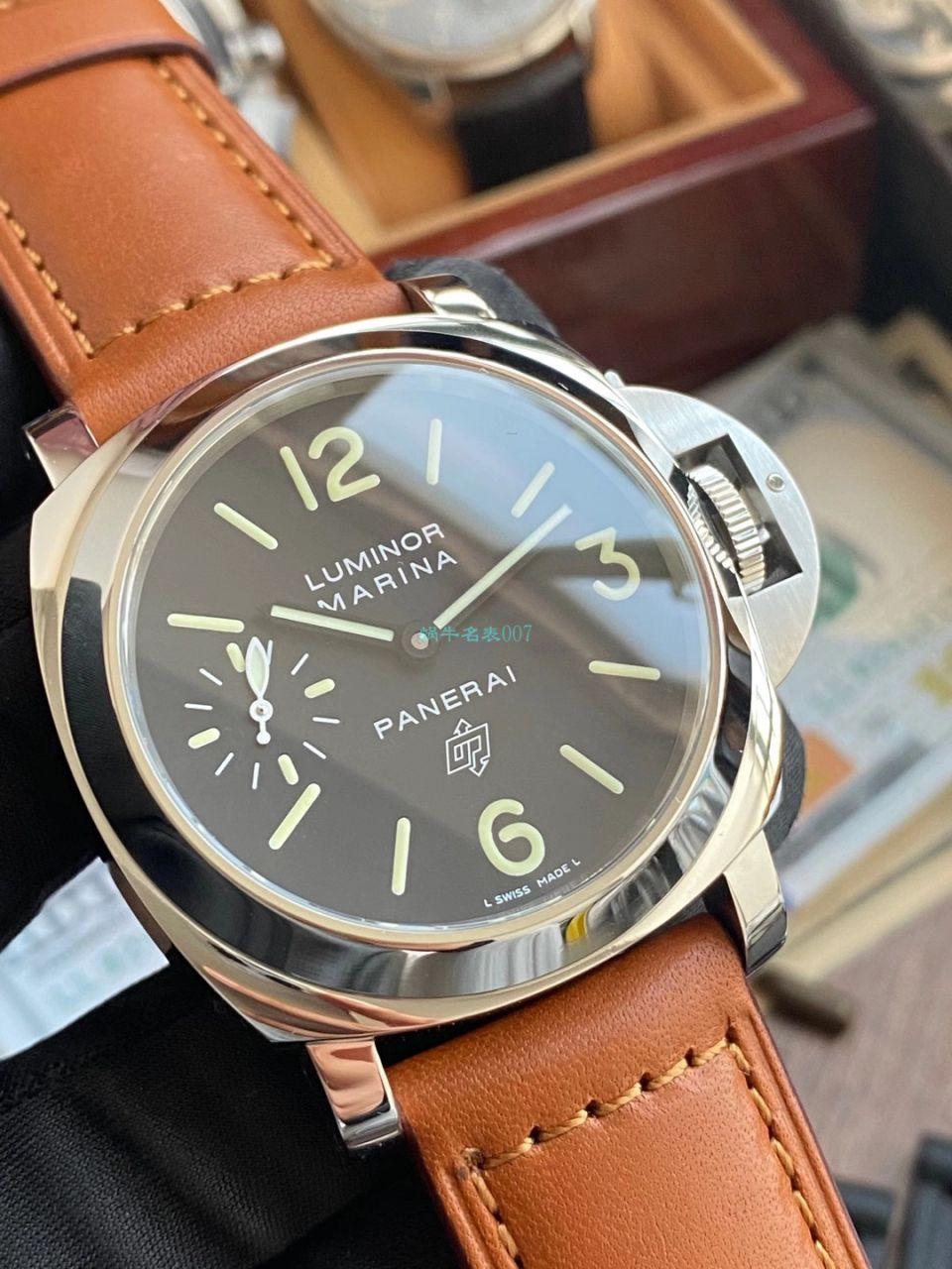 XF厂沛纳海PAM005顶级超A复刻手表LUMINOR系列PAM00005腕表价格报价