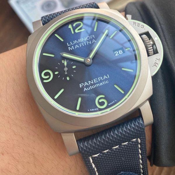 VS厂沛纳海LUMINOR一比一复刻手表PAM01117腕表价格报价