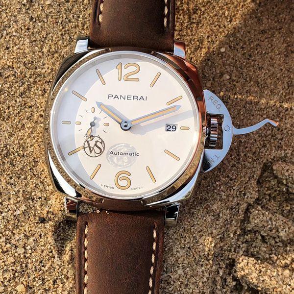 VS厂PAM1046沛纳海1比1顶级复刻手表庐米诺杜尔PAM01046腕表价格报价