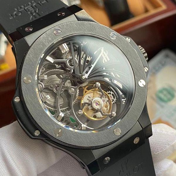【顶级复刻手表最靠谱的商家】宇舶大爆炸陀飞轮304.TX.1170.LR对比评测视频价格报价