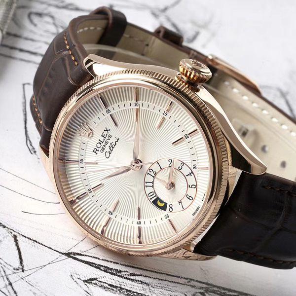 KZ厂劳力士切利尼一比一超A高仿手表m50525-0008腕表价格报价