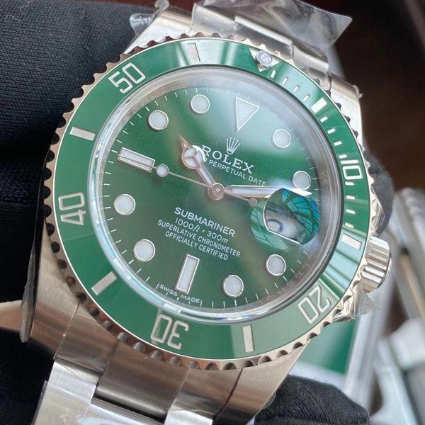 视频评测VS厂劳力士绿水鬼116610LV-97200超A1比1复刻手表价格报价