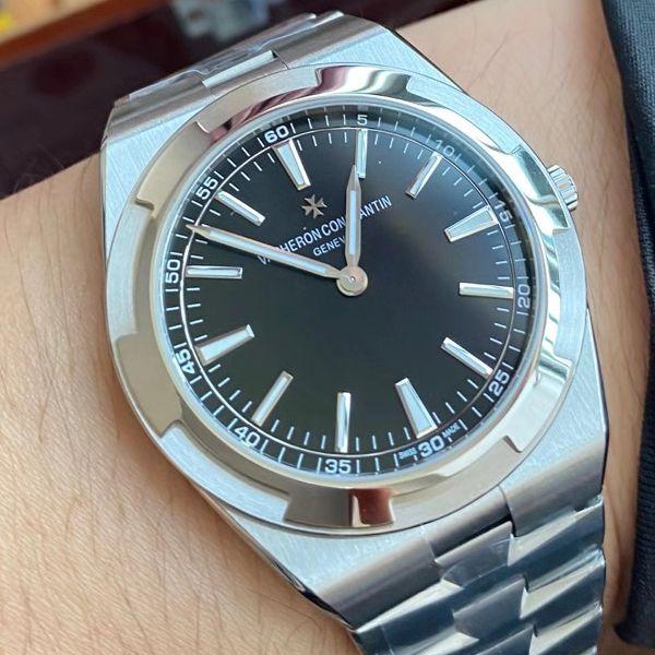 XF厂江诗丹顿纵横四海1比1顶级高仿手表海外超薄2000v黑面价格报价