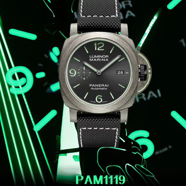 VS厂沛纳海LUMINOR 1比1高仿手表PAM01119,pam1119腕表价格报价