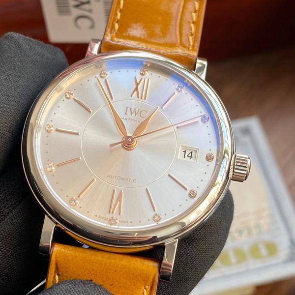 V7厂万国柏涛菲诺1比1顶级手表女装IW458101腕表价格报价