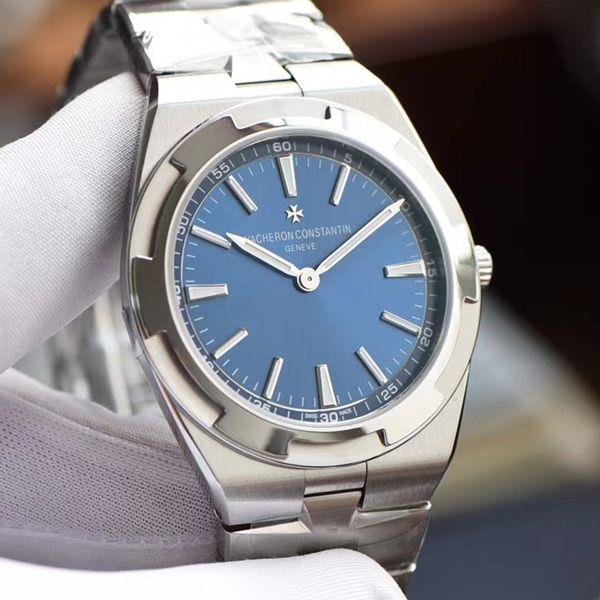 XF厂江诗丹顿纵横四海系列2000V顶级高仿手表海外特别版骚蓝价格报价